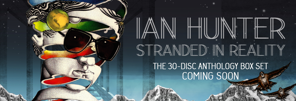Ian Hunter - Stranded In Reality