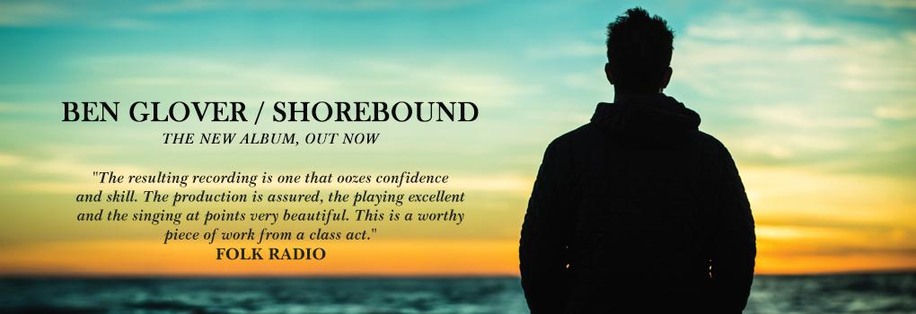 Ben Glover - Shorebound