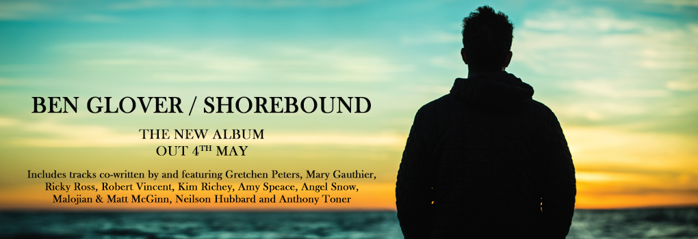 Ben Glover - Shorebound