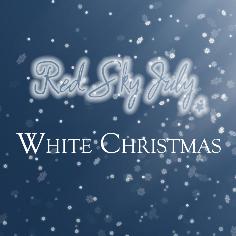 Free MP3: Red Sky July – White Christmas