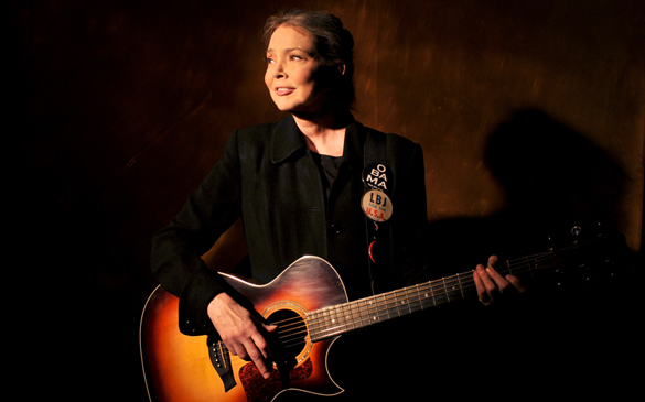 New Album: Nanci Griffith – Intersection