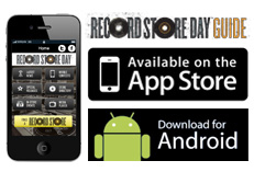 Record Store Day app