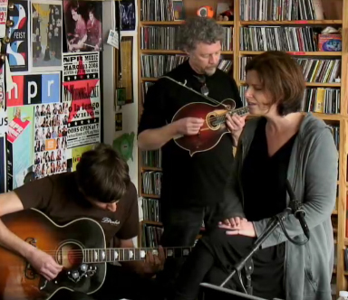 Video: Cowboy Junkies – Tiny Desk Concert for NPR