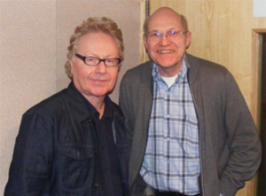 Paul Brady with Trevor Dann