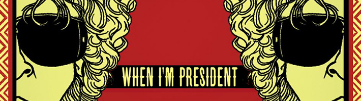 New Album: Ian Hunter – When I'm President