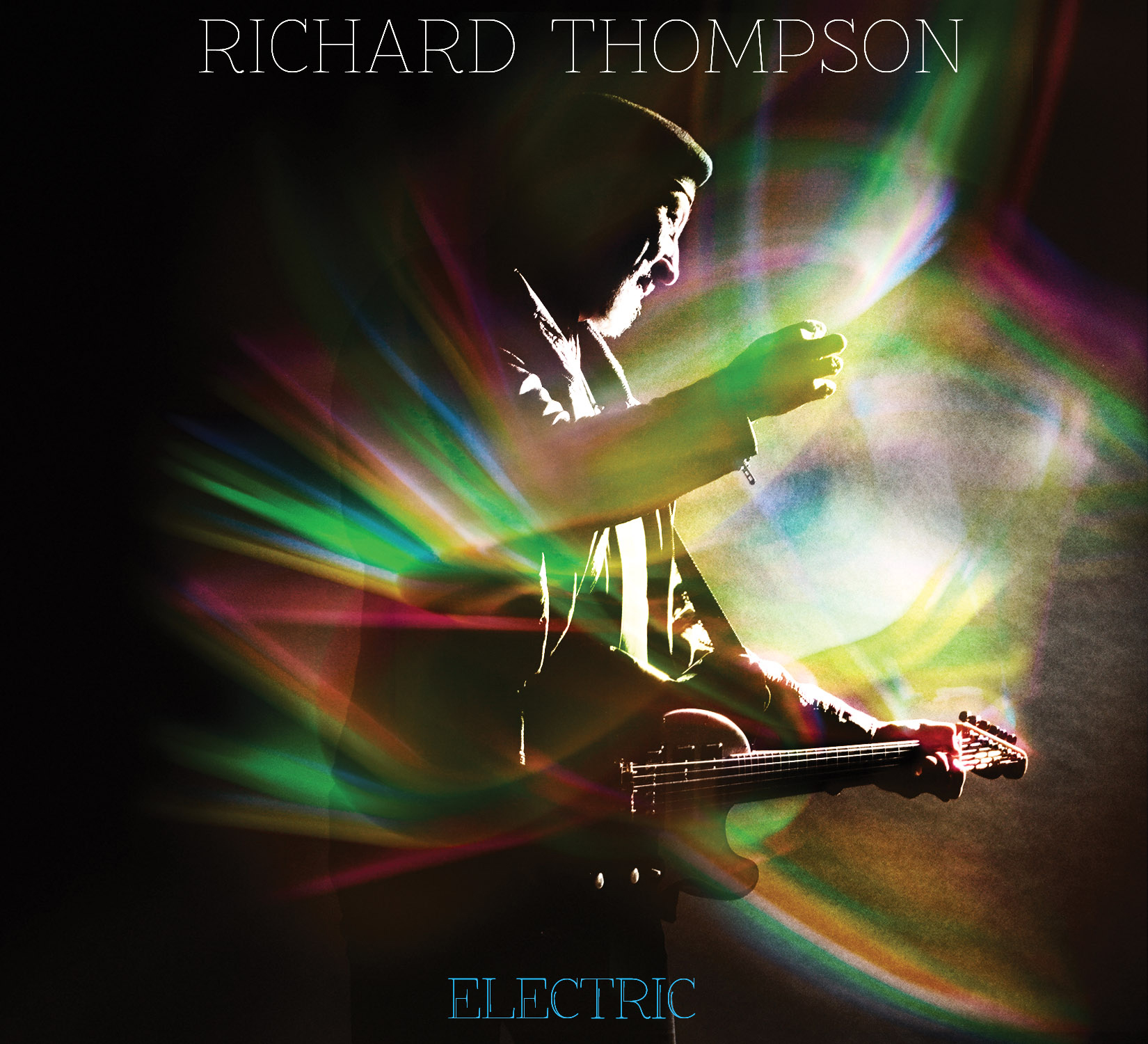 Richard Thompson's Electric enters UK album chart at No. 16