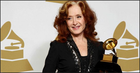 Bonnie Raitt Wins Grammy For Best Americana Album