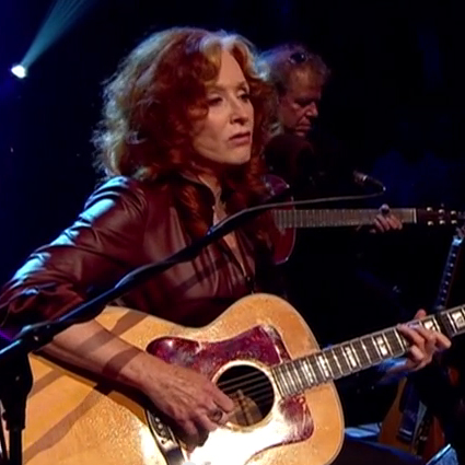 Watch: Bonnie Raitt on Later… with Jools Holland