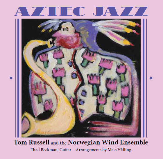 Watch: Tom Russell – Goodnight Juarez [Live with the Norwegian Wind Ensemble]