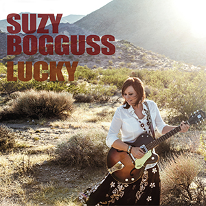 New Release: Suzy Bogguss – Lucky