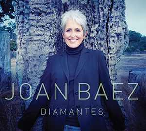 New Release: Joan Baez – Diamantes