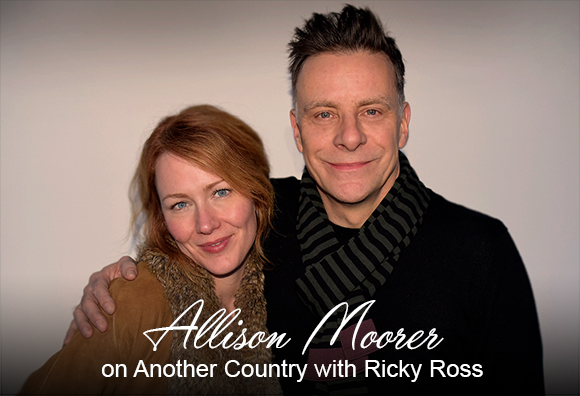 Allison Moorer on Another Country with Ricky Ross