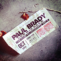 Paul Brady Enters Irish Independent Album Chart at Number 1