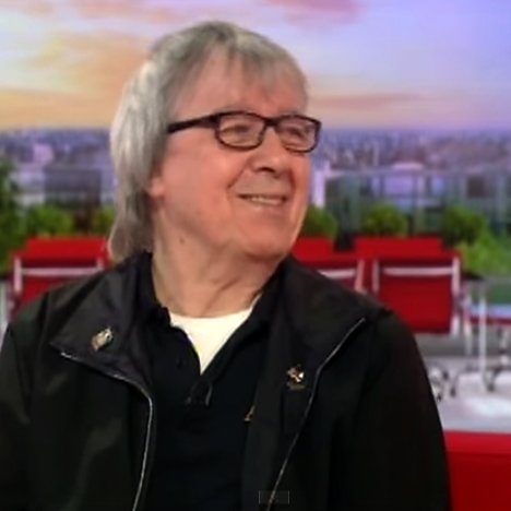 Watch: Bill Wyman on BBC Breakfast