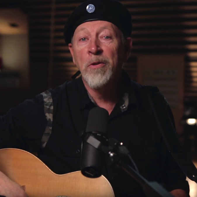 Richard Thompson on Vintage TV