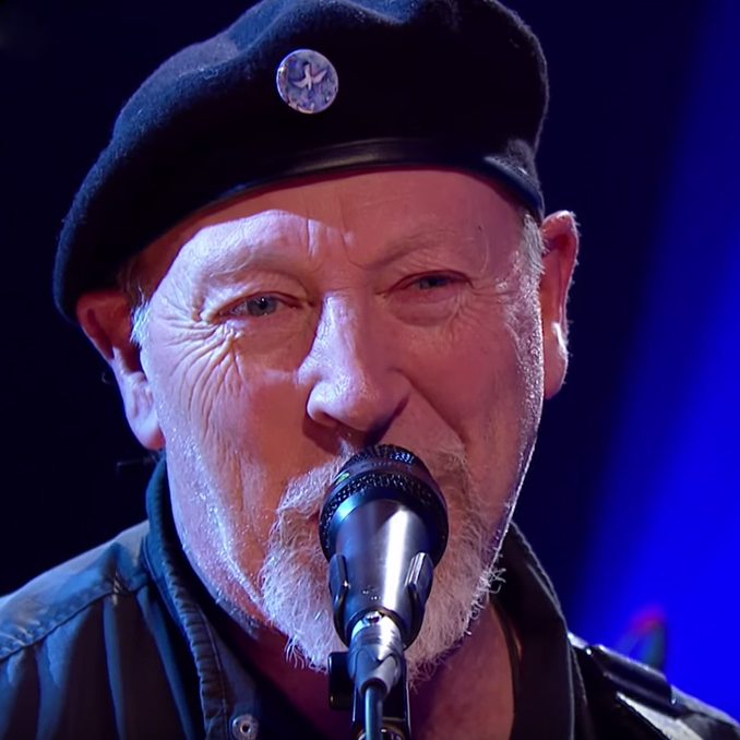 Watch: Richard Thompson on Later… with Jools Holland