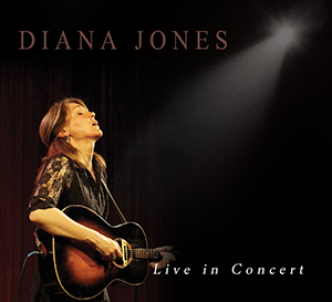 Diana Jones - Live In Concert