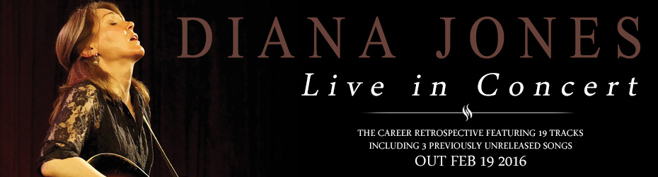 Diana Jones Live In Concert
