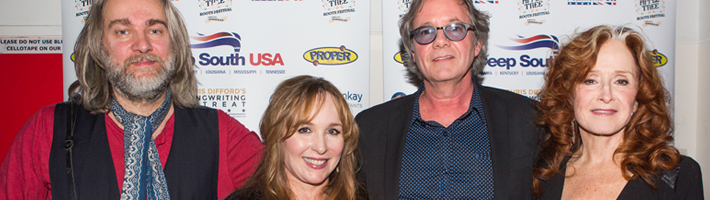 Gretchen Peters does the double at the Americana Music Association UK Awards