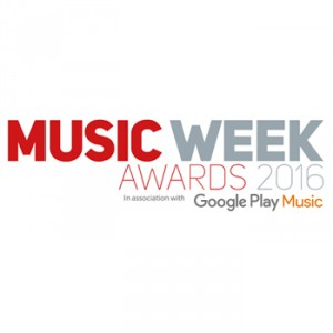 Music Week Awards 2016