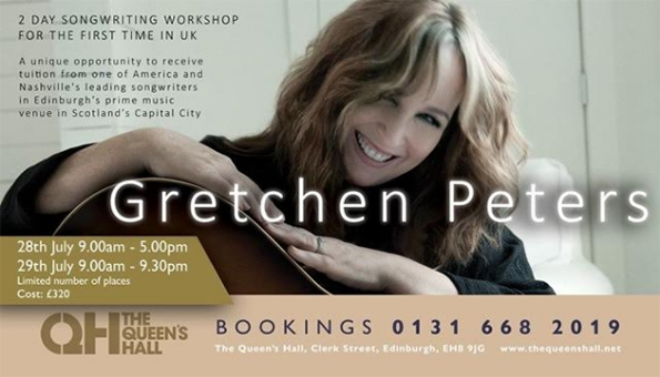 Gretchen Peters Songwriting Workshop