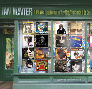 Ian Hunter - If You Wait Long Enough