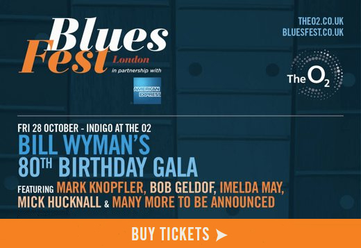 Blues Fest Tickets