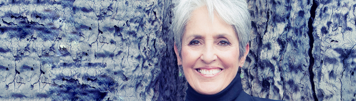 Joan Baez Nominated for the Rock & Roll Hall of Fame