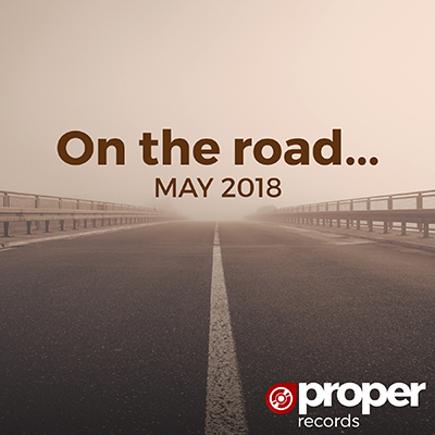 On the road - May 2018