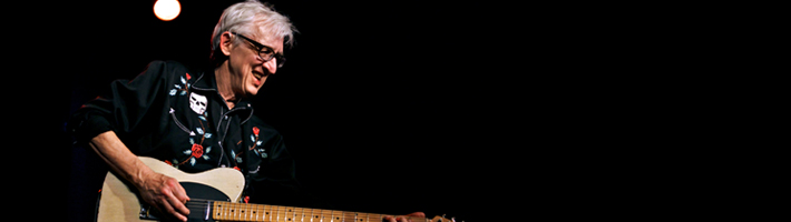 Bill Kirchen – March / April 2017 Tour