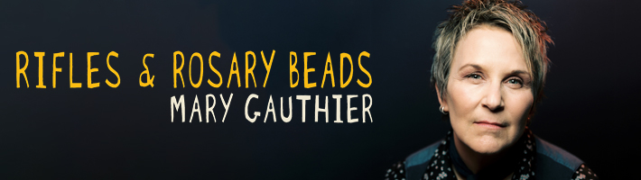 Watch: Mary Gauthier – Bullet Holes in the Sky