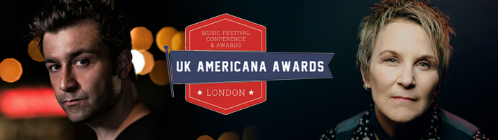 Ben Glover and Mary Gauthier win at the UK Americana Awards