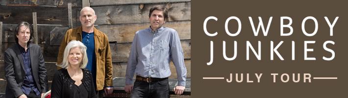 Cowboy Junkies – July Tour