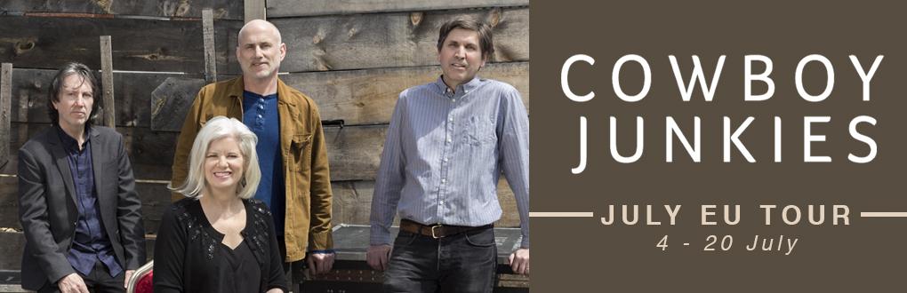 Cowboy Junkies - July EU Tour