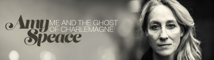 New release: Amy Speace – Me And The Ghost Of Charlemagne