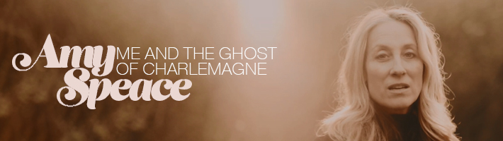 Watch: Amy Speace – Me And The Ghost Of Charlemagne