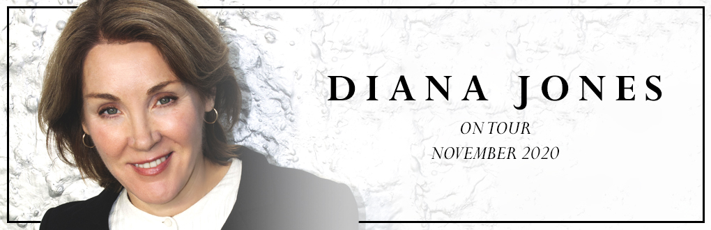 Diana Jones November 2020 tour