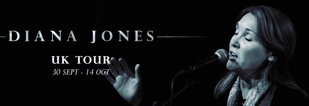 Diana Jones UK Tour 2021